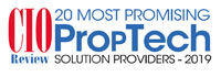 20 Most Promising Proptech Solution Providers - 2019